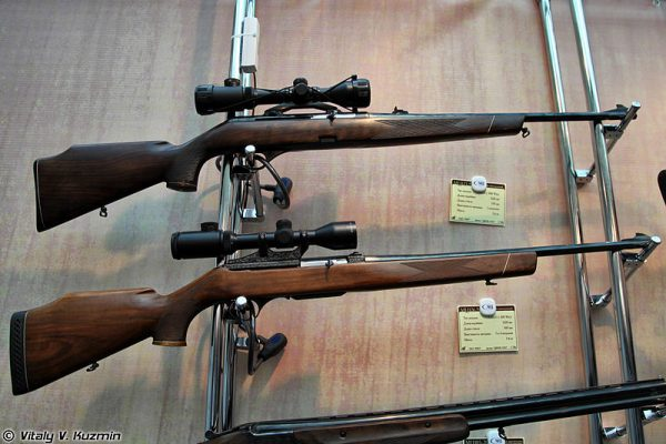 What is the best rifle for hunting